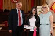 VIII edycji Olimpiady Wiedzy o Regionie Łódzkim